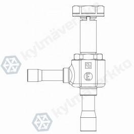 Elektroninen paisuntaventtiili CASTEL 2028E/M12S07- 12MMS- 75BAR