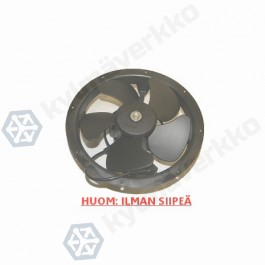 EC rengas puhallinmoottori ELCO EDA12150VB0132- 12W- 1000 RPM