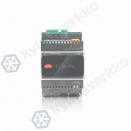 MPXone höyrystinsäädin CAREL S1M0007N0B110, medium versio, DIN kiskoon, 230Vac, sis. irtoliittimet