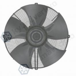 AC puhallinmoottori EBM 500mm- 3~400V- 1360rpm, 50523001