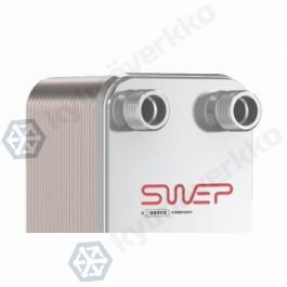"""Levylämmönvaihdin SWEP B85Hx115/3P-SC-M 28U+1"""" / 28U+1"""""""
