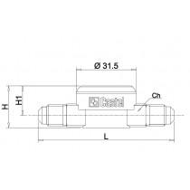 Nestelasi CASTEL 3910/33- 3/8SAE