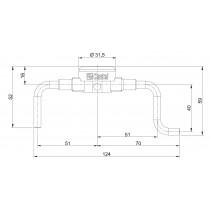 Nestelasi CASTEL 3940/X02- 6MMS