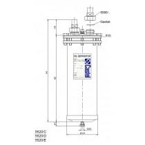 Öljynerotin CASTEL 5520/C