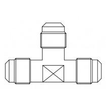 Kierreyhde CASTEL 7310/2- T2-4- 1/4MSAE- 1/4MSAE- 1/4MSAE 120BAR