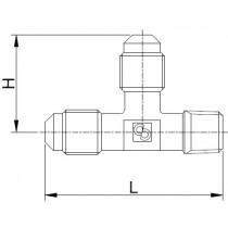 Neulaventtiili CASTEL 8380/222- 1/4MSAE- 1/4MSAE- 1/4MNPT