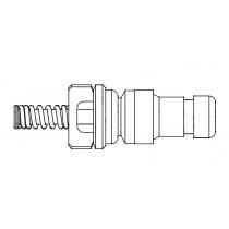 Neulaventtiili CASTEL 8395/A4- 140/80BAR