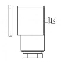 Kytkentäliitin CASTEL 9150/R02- PG11