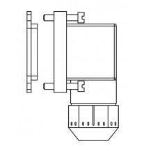 kytkentäliitin CASTEL 9155/R01
