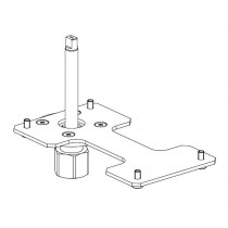 Toimilaiteen adapteri CASTEL 9901/X22