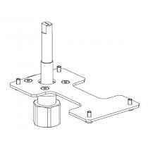 Toimilaiteen adapteri CASTEL 9901/X23