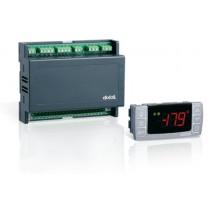 Lämpötilasäädin Dixell XM678D v2.6 (2O3C4) 24Vac- irto/ruuvi-liittimet