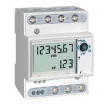 Energiamittari/ KWH-mittari Dixell EM23D-3P