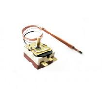 Kapillaari- termostaatti ATEA TR/711N 0202- ALUE: 30...120C- 16 A- 1,5M