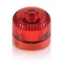 Yhdistelmähälytin / summeri Carel DPWLKIT200 12-24Vac/dc IP65 Punainen
