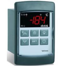 Lämpötilasäädin (paneeliasennus) Dixell XW20VS (2N1C0) 24Vac- summeri