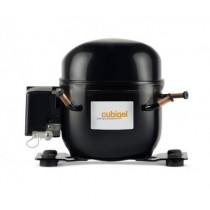 Hermeettinen kompr. CUBIGEL MX21TG-T R404A HBP kompressori