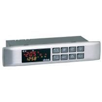 Lämpötilasäädin pikajäähdytyskaapeille (paneeliasennus) Dixell XB570L (5N0C0) 230Vac