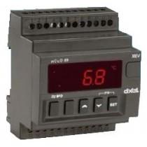 Tulistussäädin pulsittavalle- paisuntaventtiilille Dixell XEV12D (5N1C0) 230Vac