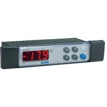 Lämpötilasäädin 4 sulatusreleellä (paneeliasennus) Dixell XM244L (511C0) 230Vac- summeri- RTC