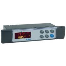 Lämpötilasäädin kosteuden säädöllä, (paneeliasennus) Dixell XH260L (500C0) 230Vac