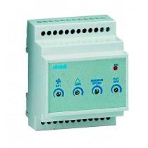 Puhallinnopeuden säädin Dixell XV150K (50DN0) 230Vac- NTC-ohjaus- DIN-asennus